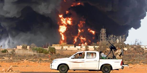 ООН доставила гуманитарную помощь ливийцам  - ảnh 1