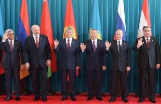 Лидеры стран СНГ приняли и подписали 16 документов - ảnh 1