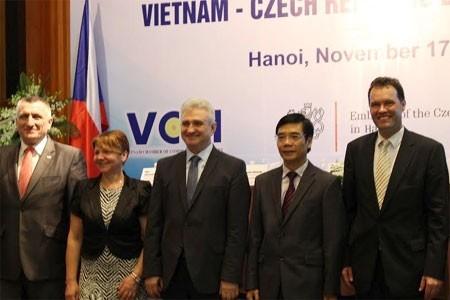 Расширяются возможности инвестиционного сотрудничества между Вьетнамом и Чехией - ảnh 1