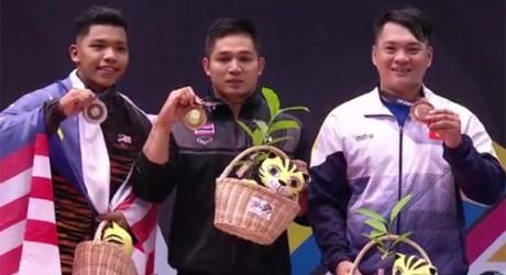 Сборная Вьетнама заняла 3-е место в общекомандном зачёте на 29-х Играх ЮВА - ảnh 1