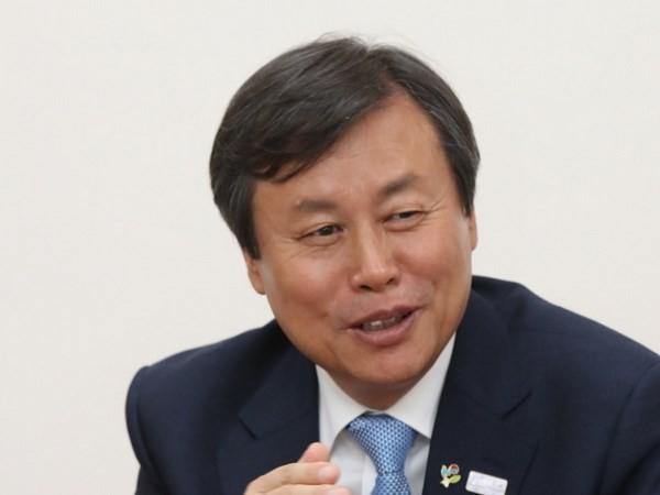 Республика Корея пригласила КНДР принять участие в Национальном спортивном фестивале 2019  - ảnh 1