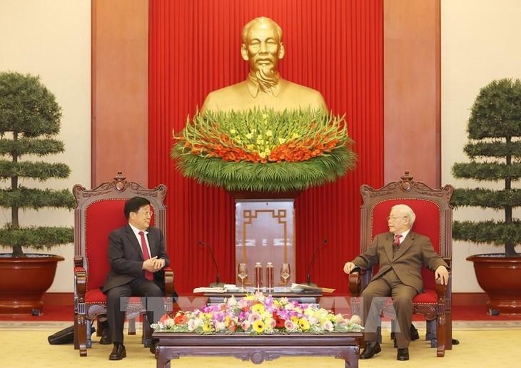 Неустанные усилия Вьетнама и Китая по развитию здоровых и стабильных отношений - ảnh 1