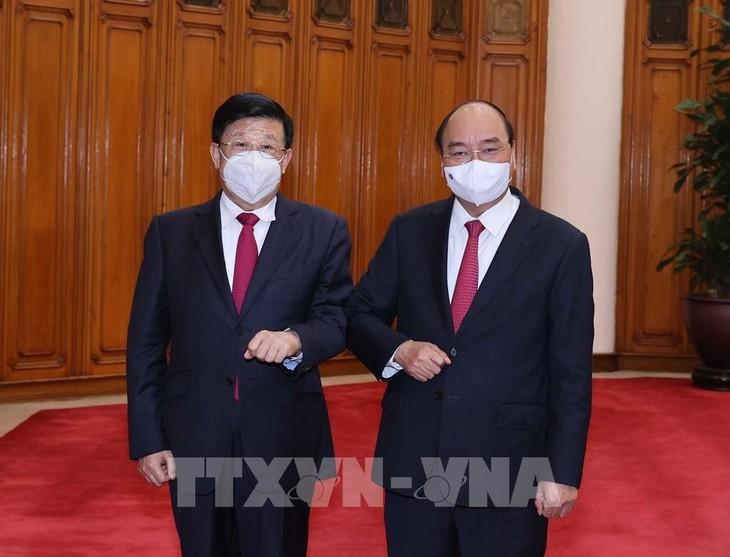 Неустанные усилия Вьетнама и Китая по развитию здоровых и стабильных отношений - ảnh 2