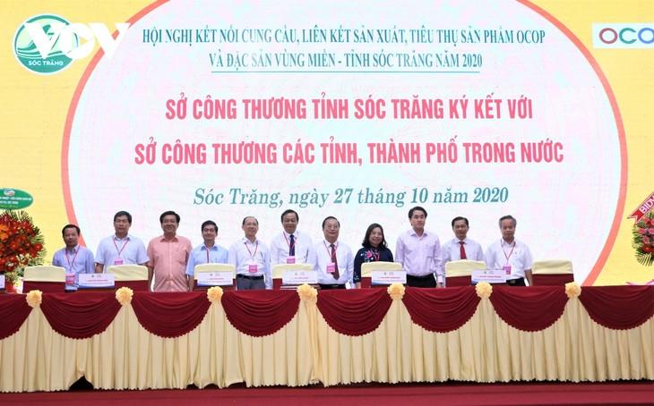 Провинция Шокчанг эффективно осуществляет программу «У каждой общины своя продукция» - ảnh 1