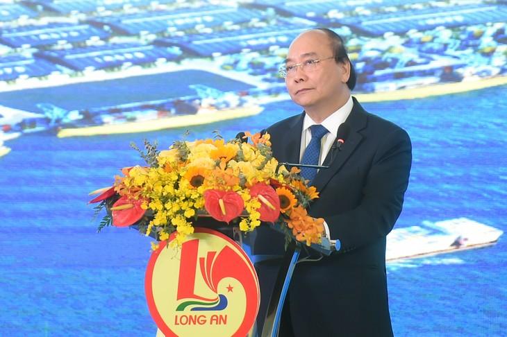 Премьер-министр Нгуен Суан Фук уверен, что Лонган может совершить скачок в своём развитии - ảnh 1
