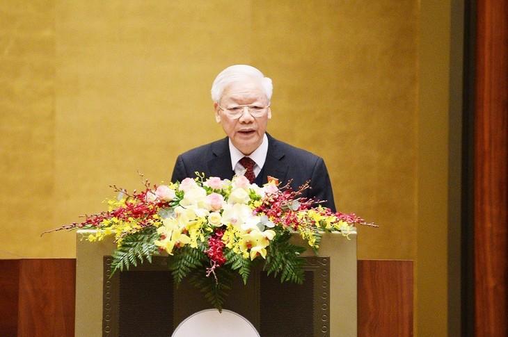 Важная роль Президента Вьетнама в обеспечении стабильности и развитии страны  - ảnh 1