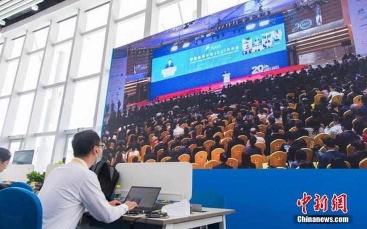 Президент Вьетнама Нгуен Суан Фук: Сотрудничество и солидарность будут способствовать всеобъемлющему, устойчивому и безопасному развитию - ảnh 1