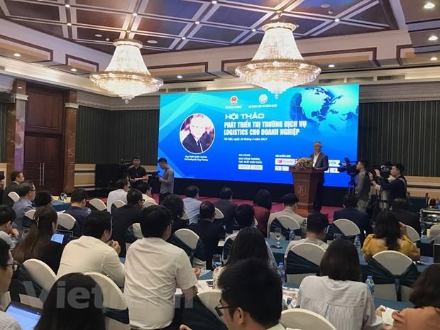 Вьетнам продолжит оставаться одним из государств мира с самым высоким ростом логистики в мире - ảnh 1