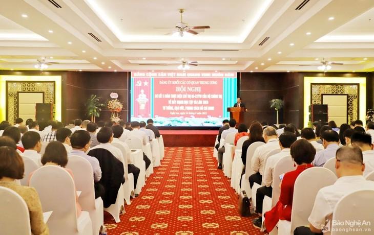 Необходимо применять на практике решение по развитию рыночной экономики, принятое на 13-м съезде КПВ  - ảnh 1
