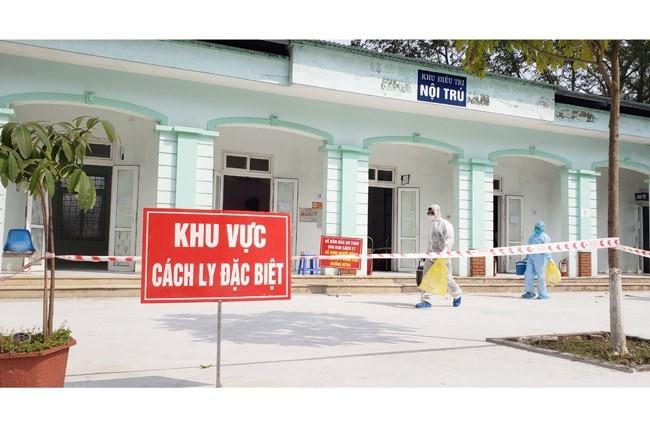 Районы Вьетнама усиливают меры эпидемиологической безопасности  - ảnh 1