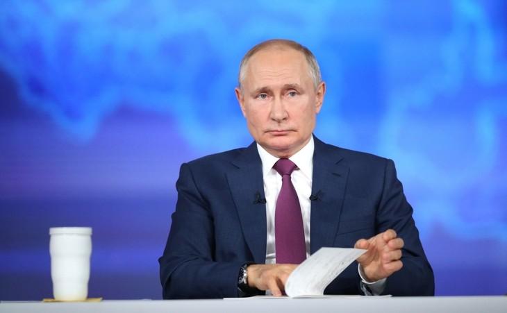 Президент России Владимир Путин утвердил стратегию национальной безопасности - ảnh 1