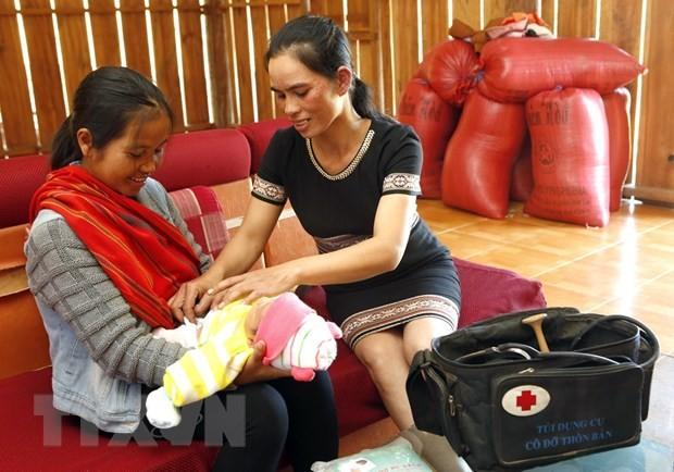 Более $2 млн. выделено на помощь Вьетнаму для снижения материнской смертности в районах проживания нацменьшинств - ảnh 1