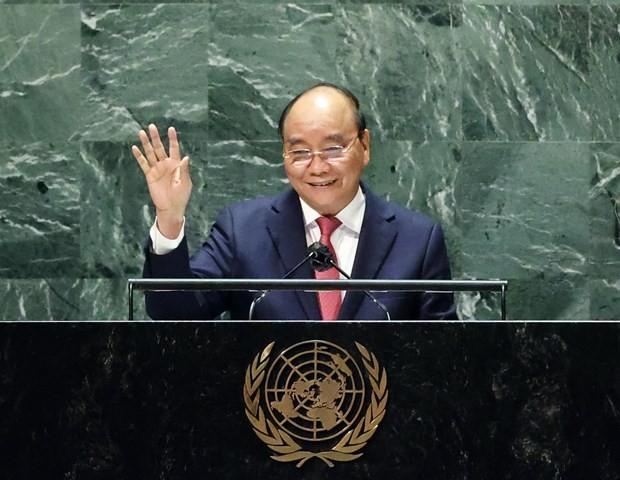 Канадские СМИ высоко оценивают положение и вклад Вьетнама в ООН - ảnh 1