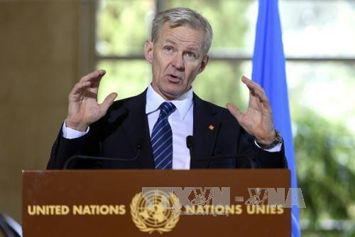 叙利亚:阿勒颇叛军同意联合国人道主义计划 - ảnh 1