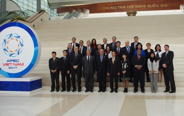 启发加强2017年亚太经合组织系列会议合作的构想 - ảnh 1