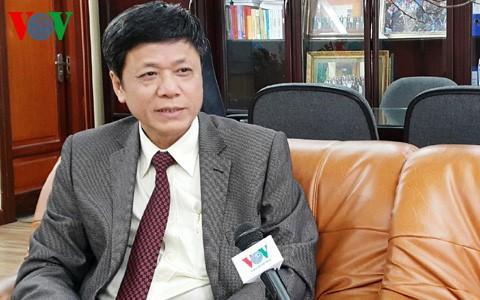 越南之声30年革新、建设越南首家多媒体传媒机构 - ảnh 1