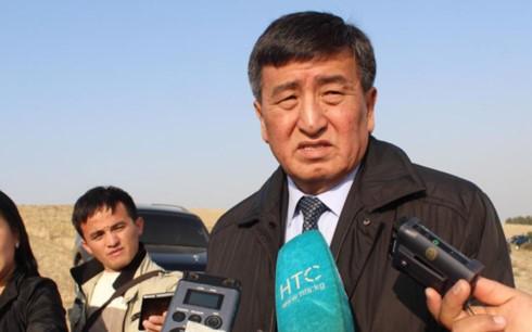 吉尔吉斯斯坦总统大选:社会民主党候选人取胜 - ảnh 1
