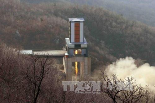 国际社会同意采取强有力措施 迫使朝鲜对话 - ảnh 1