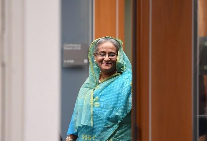 孟加拉国总理哈西娜:越南国家主席陈大光此访将两国关系提升至新高度 - ảnh 1