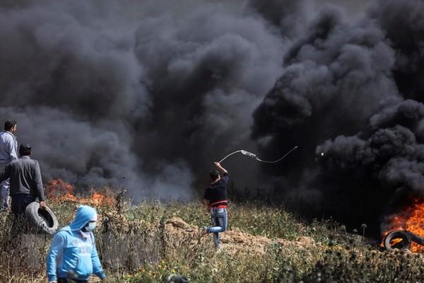 加沙地带的战争罪行可能会被起诉 - ảnh 1