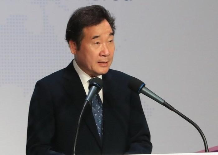 韩国总理李洛渊:美国对朝鲜半岛无核化进程发挥关键作用 - ảnh 1