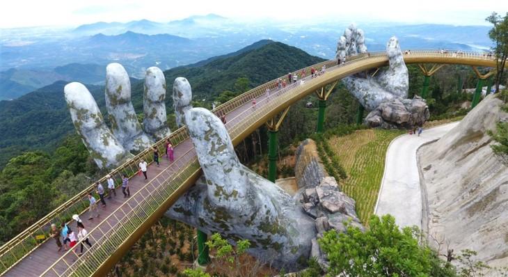 印度希望建设如越南金桥般的象征性大桥 - ảnh 1