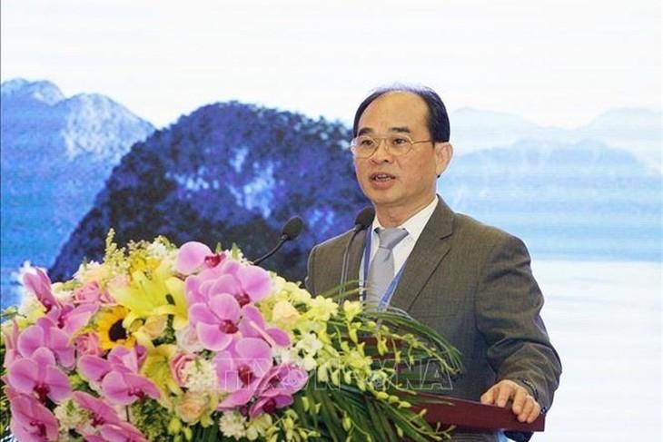 亚审组织第14届大会:越南将可持续发展与环境保护紧密挂钩 - ảnh 1