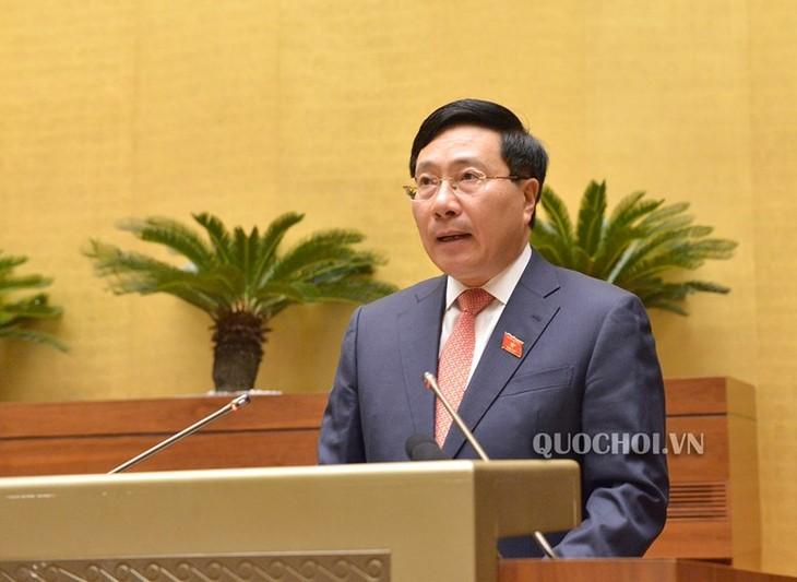 加入CPTPP——越南在革新和融入国际进程中做出的有力承诺 - ảnh 1