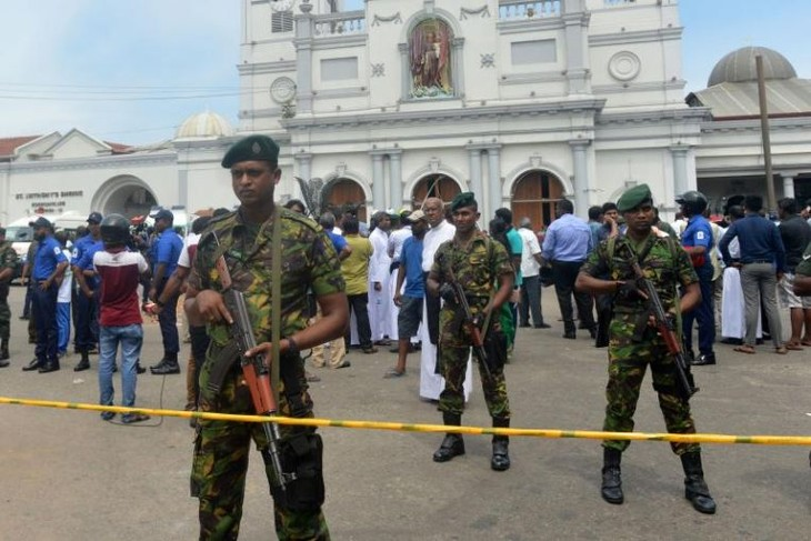 斯里兰卡发生爆炸袭击事件 - ảnh 1