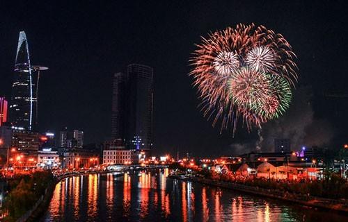 庆祝国家统一的艺术表演活动纷纷举行 - ảnh 1