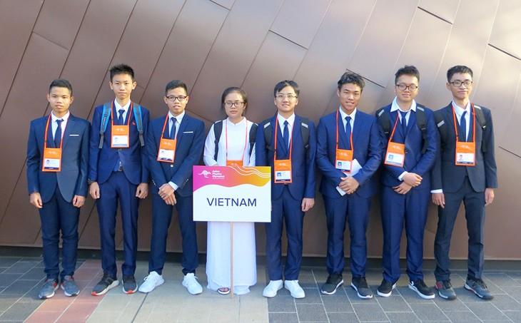 越南学生在亚洲物理学奥林匹克竞赛中获得多个奖项 - ảnh 1