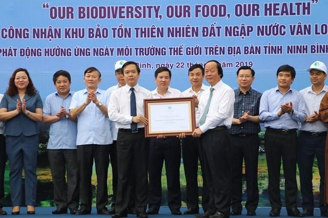 保护生物多样性有助于实现可持续发展 - ảnh 1
