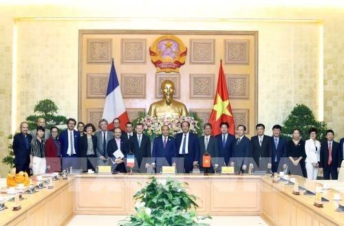 阮春福:建设电子政务是服务人民的重要战略 - ảnh 1
