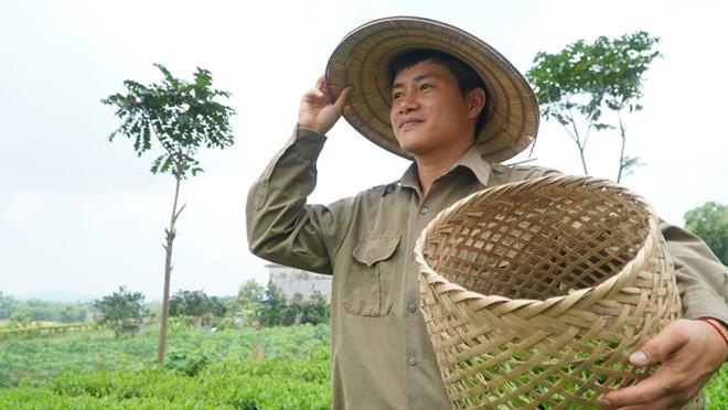 黎山海为太原茶产品打开新的发展方向 - ảnh 1