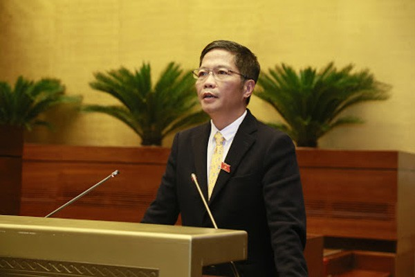 越南工贸部部长陈俊英:政府的政策促进配套工业发展 - ảnh 1