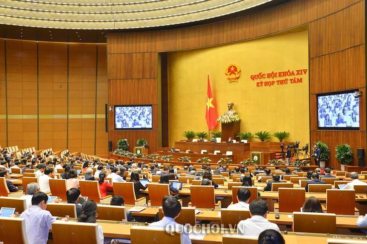 《企业法修正案》:有力改革、提升越南营商环境 - ảnh 1