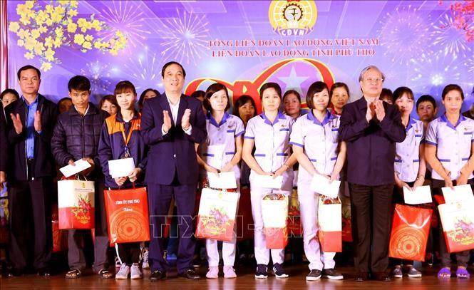 越南党和国家照顾贫困者、劳动者过好年 - ảnh 1