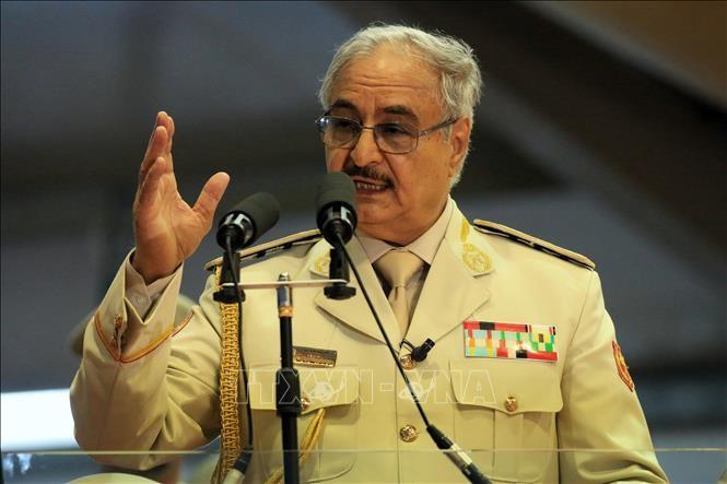 柏林会议为利比亚寻求和平 - ảnh 1