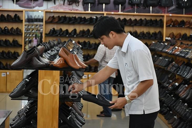 越南皮革鞋类产业2020年力争实现出口额达240亿美元的目标 - ảnh 1