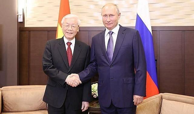越南发展道路上一直留有越俄关系的烙印 - ảnh 1
