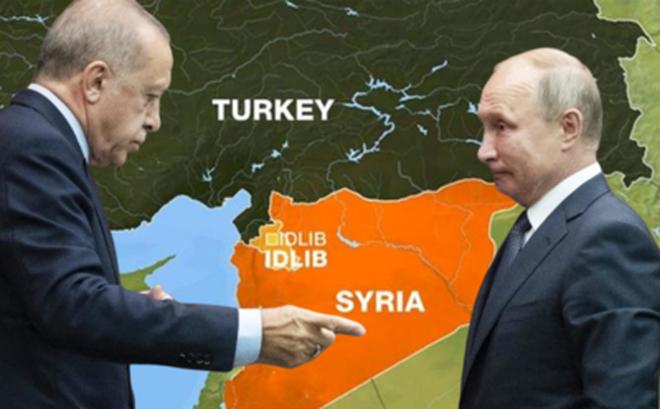 俄土在叙利亚发生新的激烈对抗 - ảnh 2