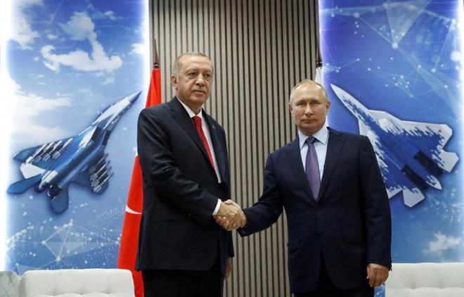 俄土达成在叙利亚停火协议 - ảnh 1