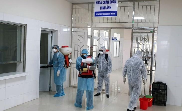 越南政府总理要求不得放松防疫工作 - ảnh 1