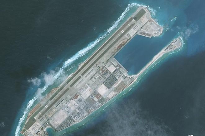 """岘港、庆和居民反对中国宣布设立""""西沙区""""和""""南沙区"""" - ảnh 1"""