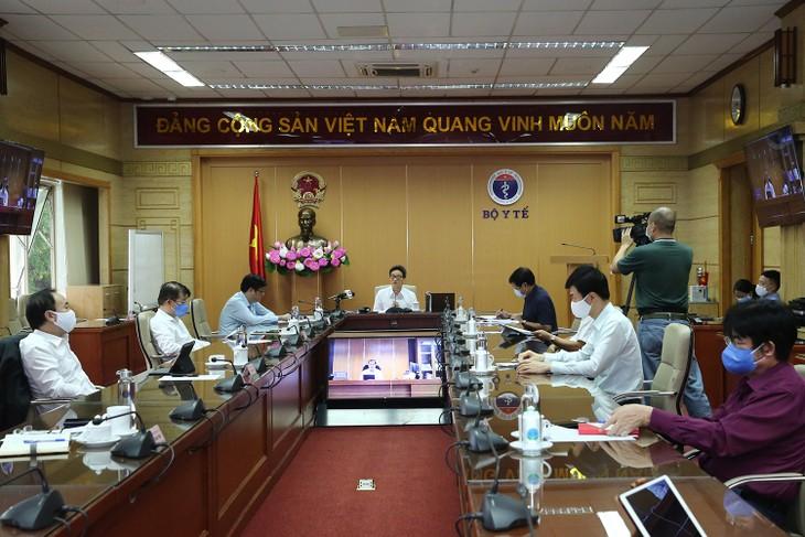 越南国家指导委员会就各省市新冠肺炎疫情危机分类方案达成一致 - ảnh 1