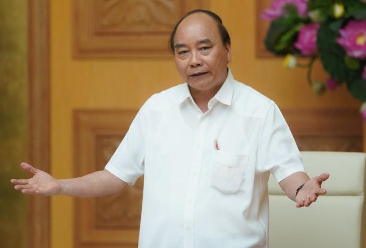 越南政府总理阮春福将主持总理与企业会议 - ảnh 1