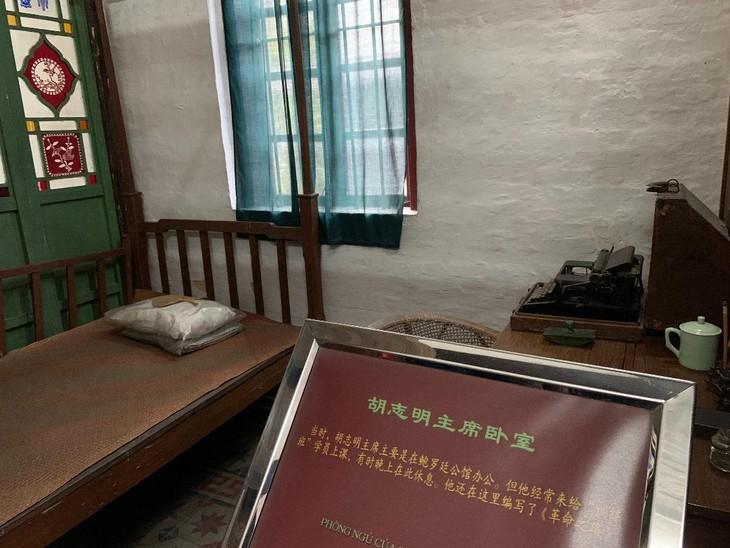 """""""越南人民对胡志明主席的尊敬让我感动"""" - ảnh 3"""