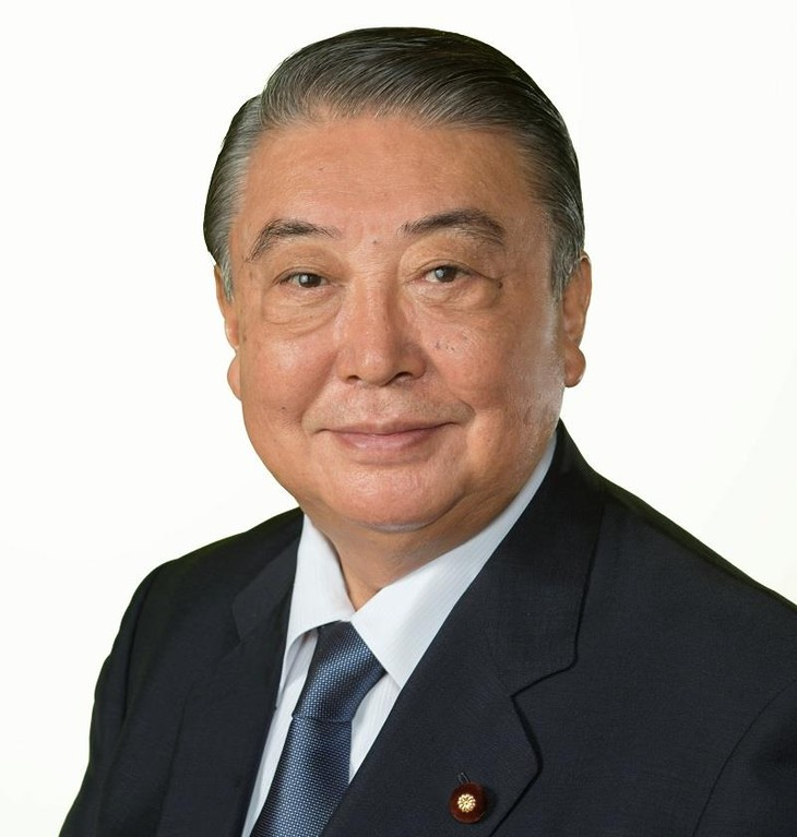 ប្រធានរដុ្ឋសភាជប៉ុនលោក Oshima Tadamori និងលោកជំទាវ នឹងអញ្ជើញមកបំពេញទស្សនកិច្ចជាផ្លូវការនៅវៀតណាម - ảnh 1