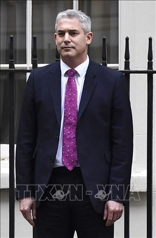 អង់គ្លេសមានរដ្ឋមន្ត្រីទទួលបន្ទុក Brexit ថ្មី - ảnh 1