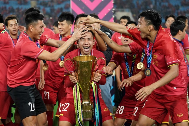 Fox Sports វាយតម្លៃខ្ពស់ចំពោះវៀតណាមនៅ ASIAN Cup 2019 - ảnh 1